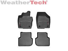 WeatherTech Floor Mats FloorLiner for Volkswagen Jetta Sedan - 2011-2017 - Black