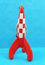 Tintin - Figurine pvc Plastoy - Fusée (porte-clés)