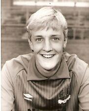 Original Press Photo Bolton Wanderers FC Ryan Price August 1986