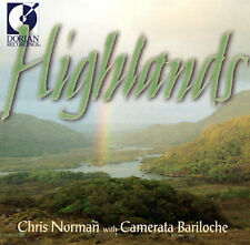 Highlands Norman, Chris Audio CD