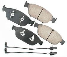 Frt Ceramic Brake Pads  Akebono  EUR1549