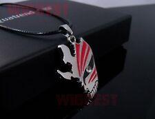 Bleach Ichigo Kurosaki Bankai Hollow Half Mask Pendant Necklace Perfect Gift