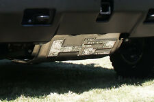 2003 2004 2005 2006 HUMMER H2 2PC STAINLESS STEEL H2 NAME TRIM FOR BRUSH PLATE