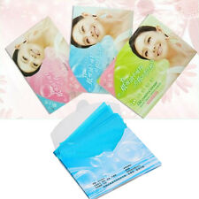 2 Pack 100 Sheets Skin Care Facial Oil Control Absorption Tissue Blotting Papers