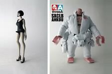 ◆Ashley Wood 3A threeA AK ANKOU EX SXCLB BOUNCER + LITTLE SHADOW SET MK2 tk tq◆