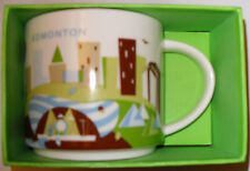 Starbucks 2013 Edmonton Canada You Are Here Mug NEW Buy It Now or Best Offer