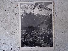 AK Weltkurort Badgastein mit Radhausberg