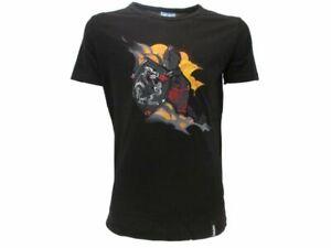 T-Shirt Original Fortnite Epic Games Official Black Riding Boy Kid