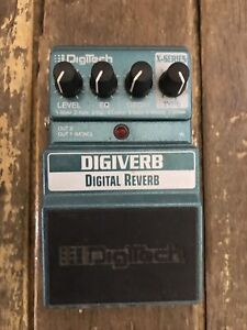 Digiverb Guitar Effects Pedal