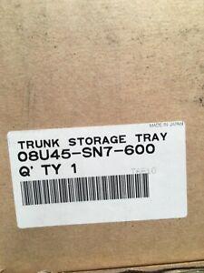 NEW OEM Accessories Honda Accord 1989-1994 08U45SN7600 Trunk Storage Tray