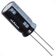 Lot of 4 Electrolytic Capacitor Low ESR 4700uF 10V Nichicon  UVR1A472MHA1CA