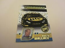 Rusty Wallace 2002 Press Pass Eclipse Skidmarks #SK9 Race-Used Tire Relic NASCAR