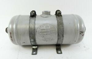 """Kleusberg Druckluftbehälter   3 Liter   max. 16 bar   Baujahr 1995   1/2"""""""