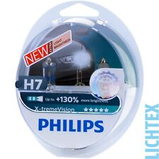 H7 PHILIPS X-tremeVision +130% - take Performance-Duo-Pack NUOVO