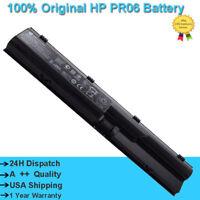 HP OEM GENUINE BATTERY 47WH FOR PROBOOK 633805-001 633733-141 PR06 Original
