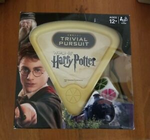 Trivial Pursuit - World Of Harry Potter, NEW in Box!!!