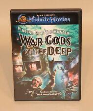 War Gods of the Deep Vincent Price Midnite Movies DVD 027616868497