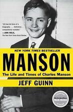 Manson: The Life and Times of Charles Manson (Paperback or Softback)