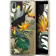 "Coque Gel Sony Xperia L3 (5.7"") Extra Fine - Toucan Tropical"
