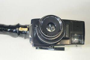 Linhof 220 Rangefinder camera, medium format.
