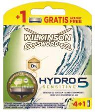 5,10,15,20,25  Wilkinson Sword Hydro 5 Sensitive  Rasierklingen - Mengenauswahl