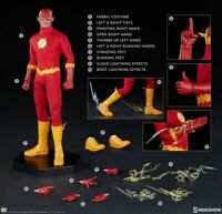 """Flash - Flash 12"""" 1:6 Scale Action Figure-SID100237-SIDESHOW COLLECTIBLES"""