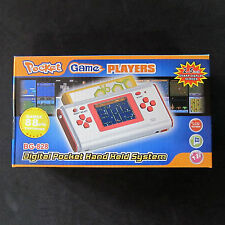 Portable NES Handheld FC Famicom Player Console Built in 88 Games Play Cartridge