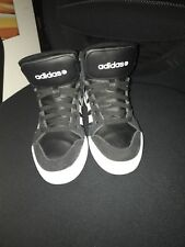 adidas Classic High Tops Black Size 7.5