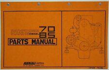 VW MARINE DIESEL 5 & 6 CYL PATHFINDER ORIGINAL MARINIZATION ENGINEERING BOOK