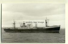 c0359 - Harrison Cargo Ship - Wanderer , built 1951 - photograph J Clarkson