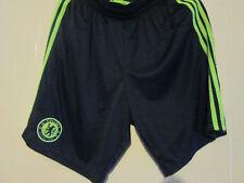 """2010-2011 Chelsea Tercera Fotball Shorts 38 """"de cintura / Bi"""