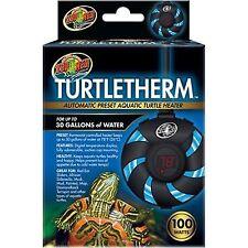 Zoo Med Turtletherm Aquatic Turtle Heater 100w Preset