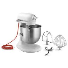 KitchenAid KSM8990WH 8-Quart Bowl-Lift Mixer, White