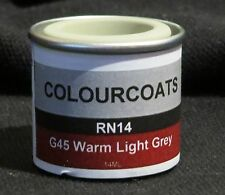 Colourcotes G45 Warm Light Grey (RN14)