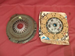 NOS BMW 2800 3.0 CS Si CSi Clutch Pressure Plate and Disc F&S German 240mm