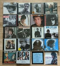 Bob Dylan 20 CD Lot Live 1964, Live 1966, Live 1975, Oh Mercy, Greatest Hits +++