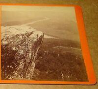 Linn Stereoview Tennessee Lookout Mountain Point Lookout Civil War Battlefield