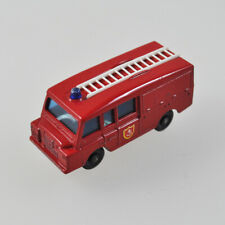 Matchbox Serie No.57 - Land Rover Fire Camion - Lesney - Pompieri