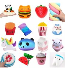 Wholesale Joblot Jumbo Slow Rising Squishies Squishy Squeeze Scented MIXED LOTS