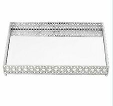 Olivia Riegel - Beveled Mirror Tray - Large Pegeen