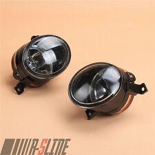 Pair Halogen Fog Lamp Light H11 Piug For VW Golf MK5 Jetta Amarok Citigo Mii New