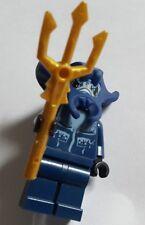 GENUINE LEGO ATLANTIS MANTA WARRIOR from 8077 displayed only 2010