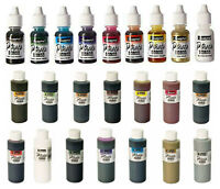 Jacquard Pinata Alcohol Inks Exciter for Glass Wood Paper Yupo ++ 2 Sizes 1pc