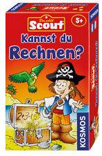Kosmos Mitbring-Spiele Scout Kannst du rechnen? (710514)