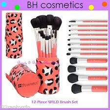 BH Cosmetics 12 PC Wild Brush Set