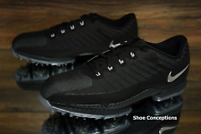 Nike Air Zoom Attack FW Black Silver 878959-001 Golf Shoes Men's - Size 12