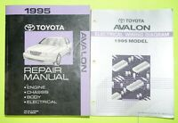 1995 Toyota Mr2 Electrical Wiring Diagrams Original Manual
