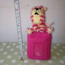 Collectable Rare Bagpuss Beanies Soft Toy Photo Holder 1999 Golden Bear Products