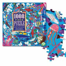 Eeboo Below The Surface 1008 Piece Family Puzzle