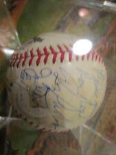 1969 NY Mets Members Signed Ball Baseball Team ball